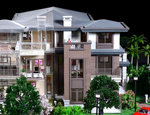 建筑模型不可忽视的四个制作工艺