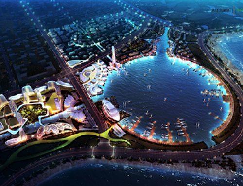 恭喜中标泉州世茂·海上世界项目